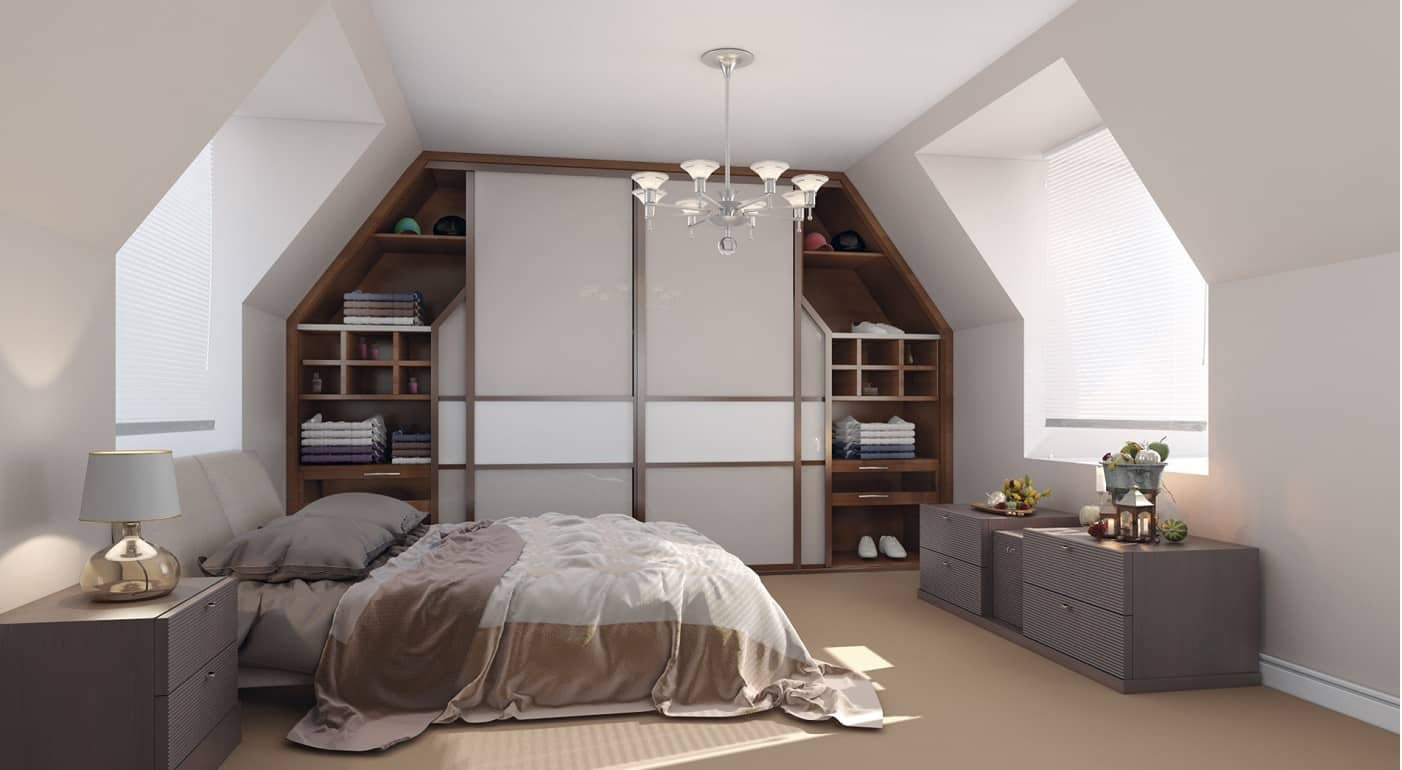 budget Fitted Wardrobes
