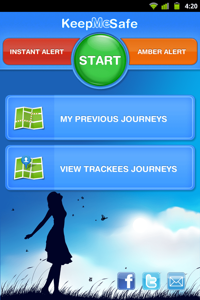 Brand New Mobile Tracking App to Keep Children Safe