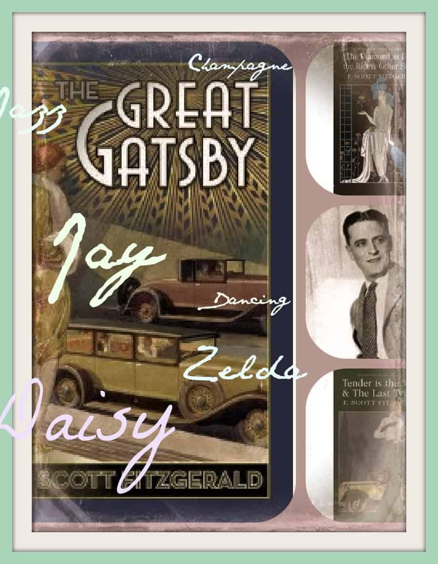 Great Gatsby Moodboard