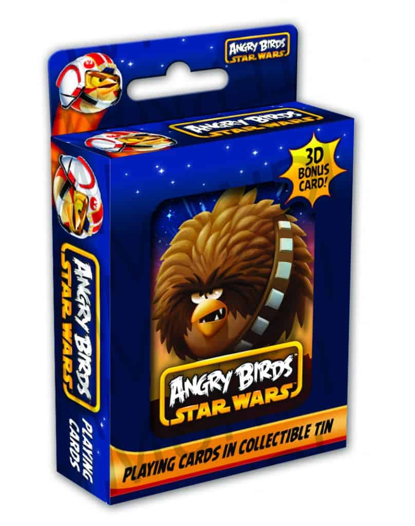angrybirds cards tin