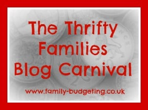 thrifty linky, thrifty blogs
