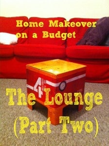 home makeover ona budget