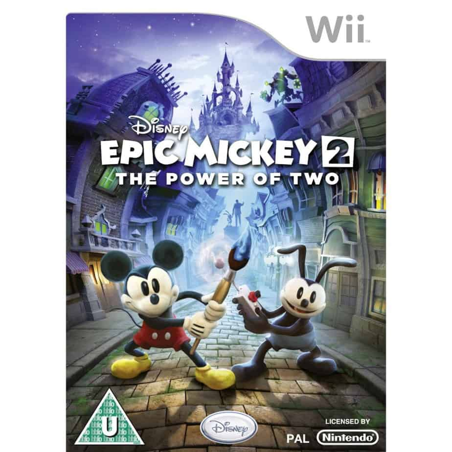 wii epic micky, wii ep[ic mickey 2