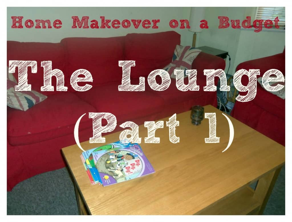 home makeover, lounge makeover, budget home makeover