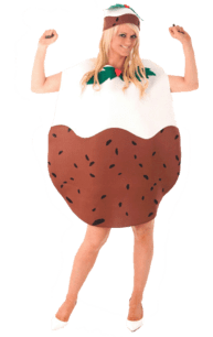 christmas pudding fancy dress