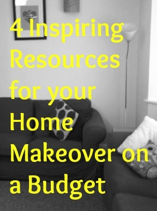 inspiring home makeover ideas. home makeover, budget makeover, family budgeting