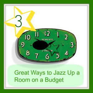3 great ways to jazz up your room on a budget