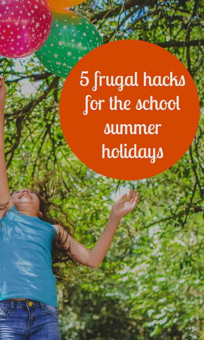 summer holiday hacks