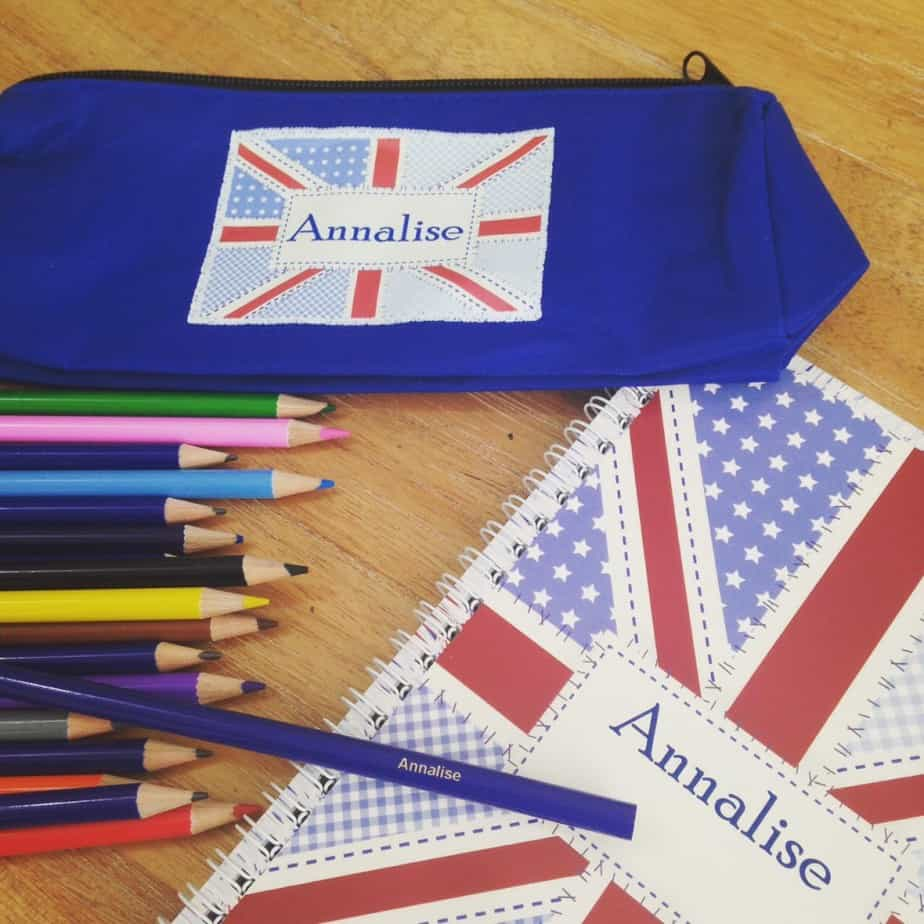 Personalised Stationery for Back to School