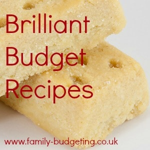 Brilliant budget recipes