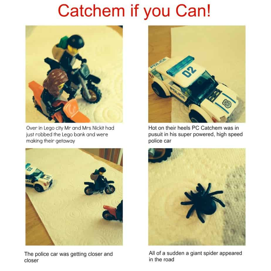 Catchem1, lego city story