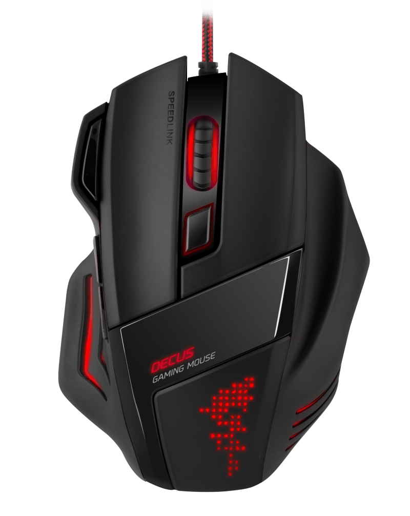 Decus Limited Edition Mouse High res