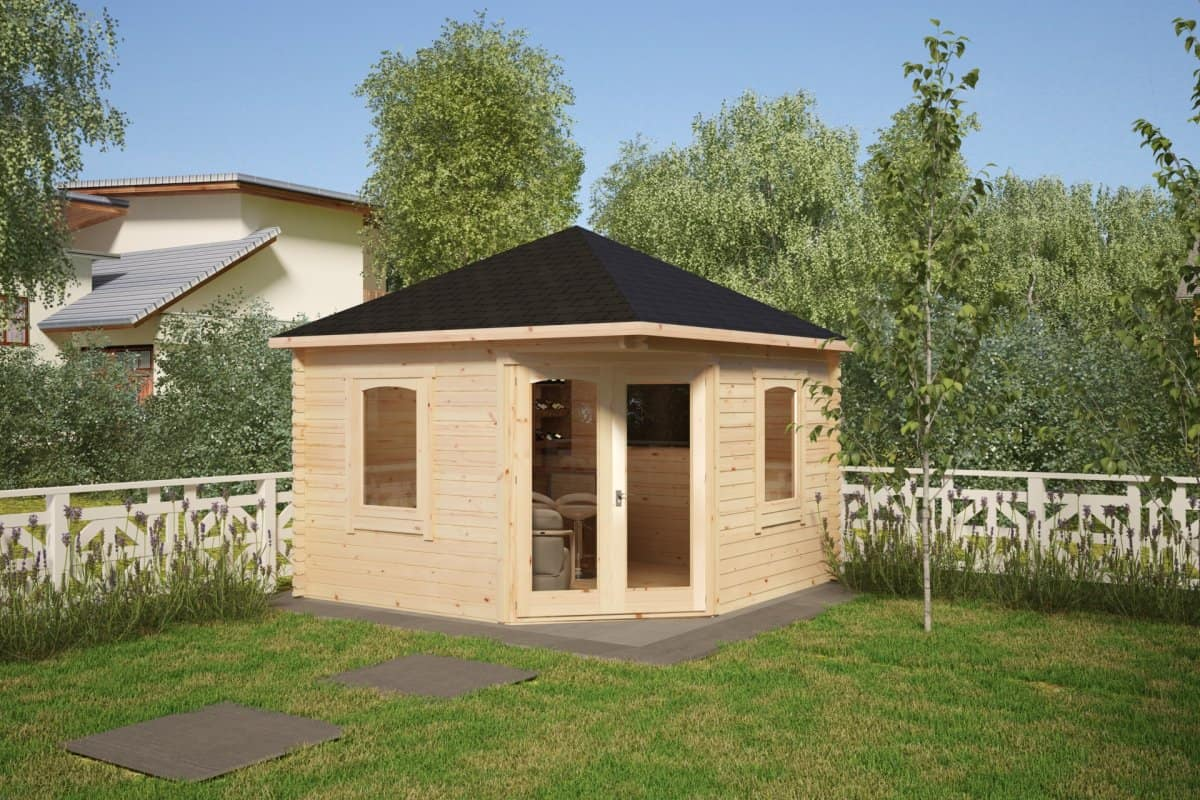 benefits of garden offices