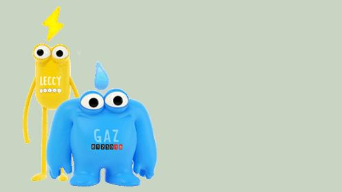 Gaz & Leccy promo box graphic 281014