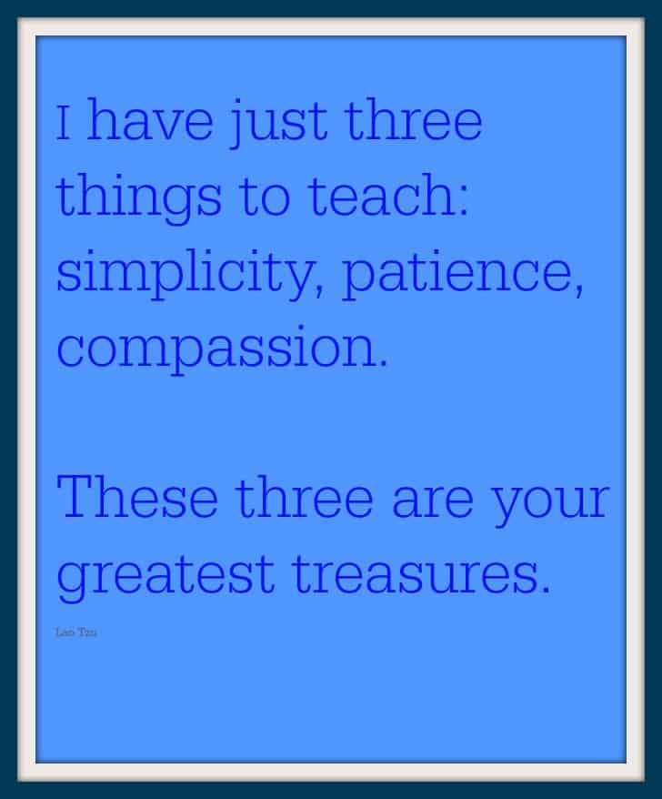 Our Greatest Treasures