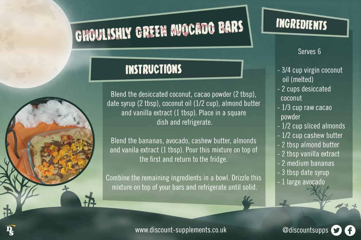 halloween-recipe-card-ghoulishly-green-avocado-bars