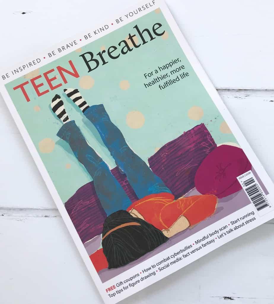 Teen breathe review, teen breathe