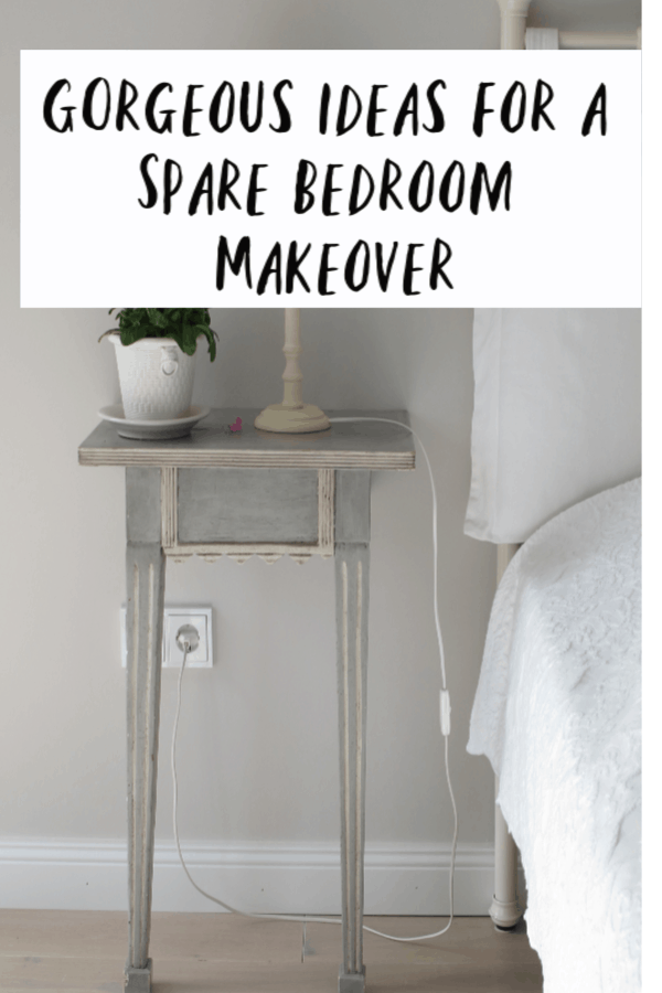 Ideas For A Spare Bedroom Makeover Family Budgeting