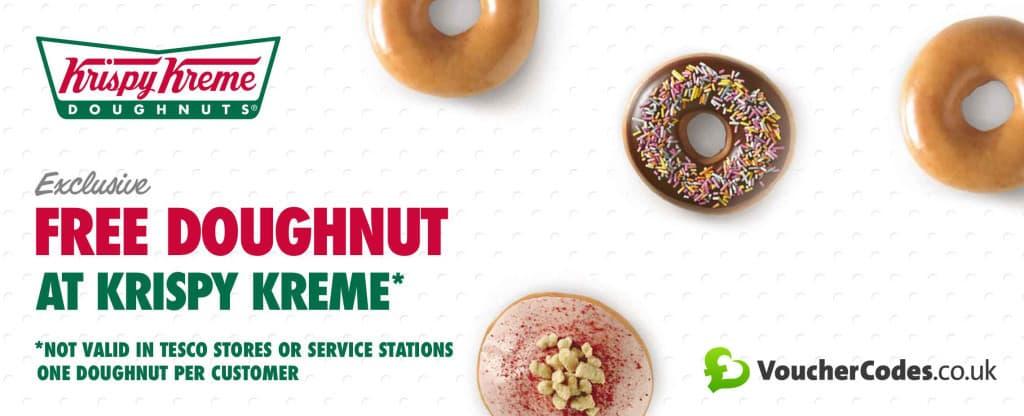 Krispy-Kreme-Offer, free krispy kreme