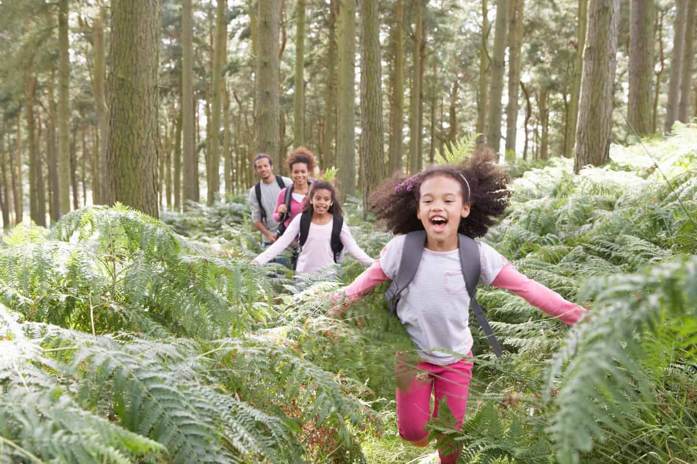 How to Encourage Kids to Get Outside