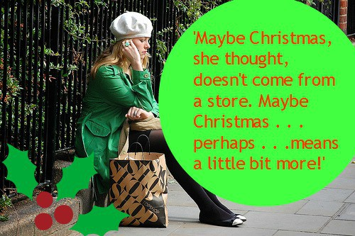 Maybe Christmas