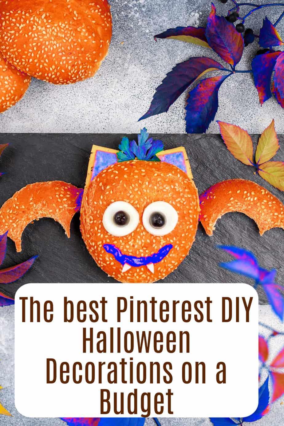 The Best Pinterest DIY Halloween Decorations on a Budget