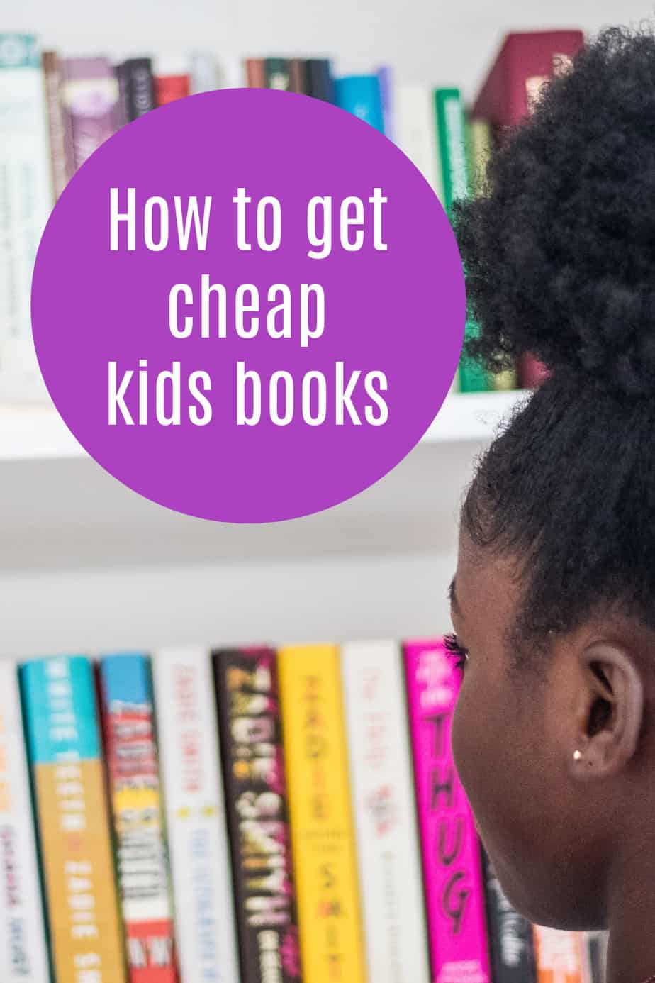 How to Get Cheap Kids Books
