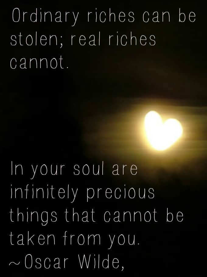 Real Riches