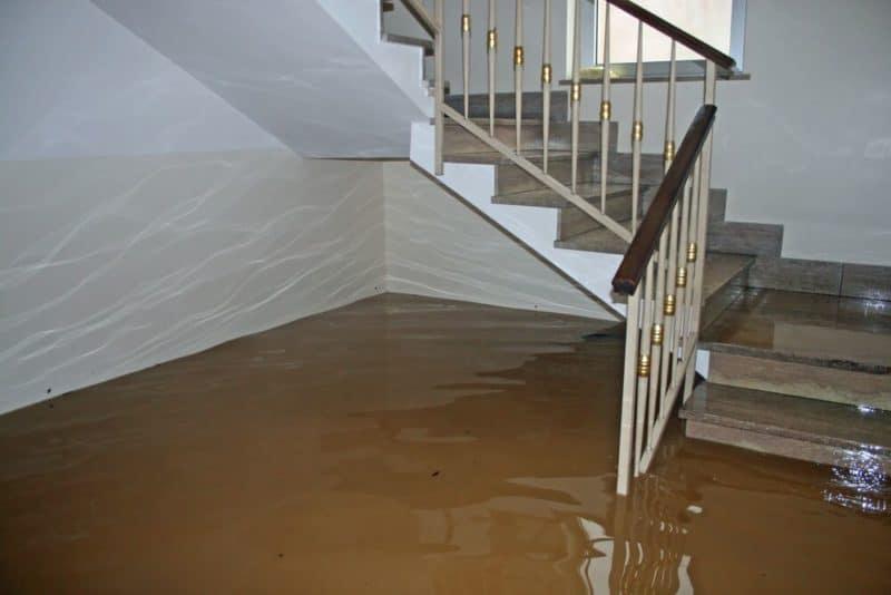 Restoration after water damage