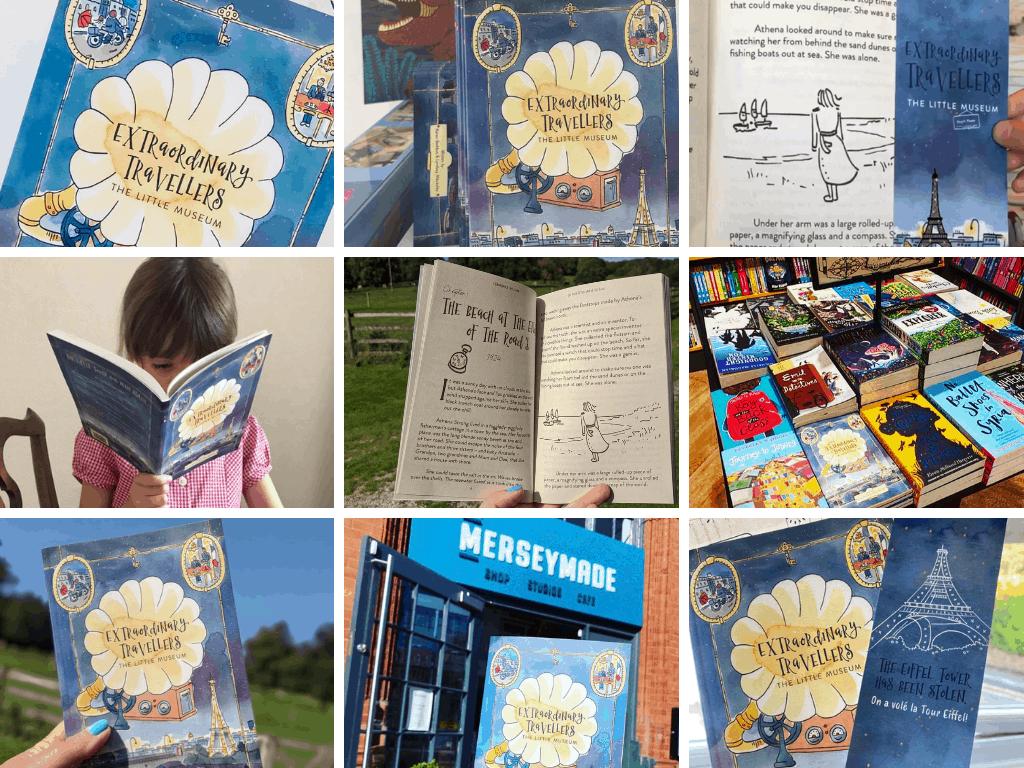 Book for Travel-Loving Kids