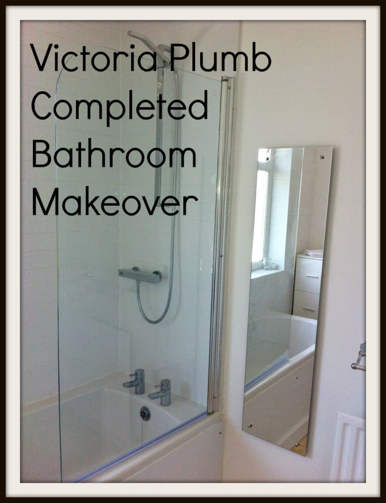 Our Completed Victoria Plumb Bathroom Makeover Family Budgeting
