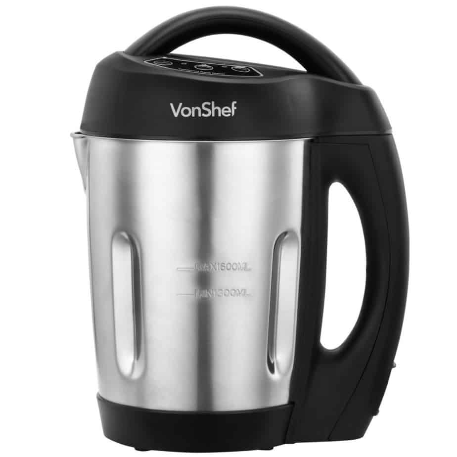 Win a VonShef Jug Soup Maker