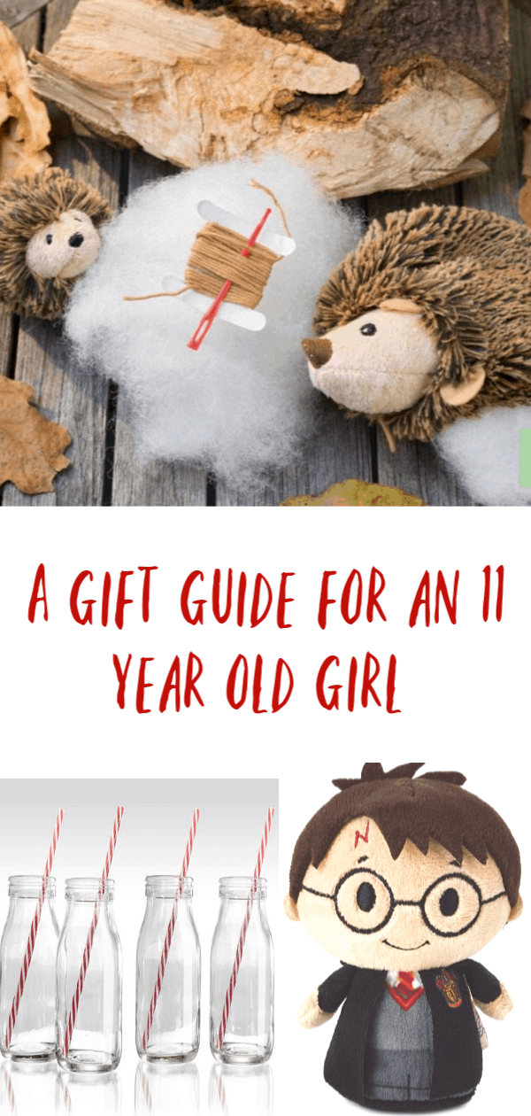 Gift guide for an 11 year old girl