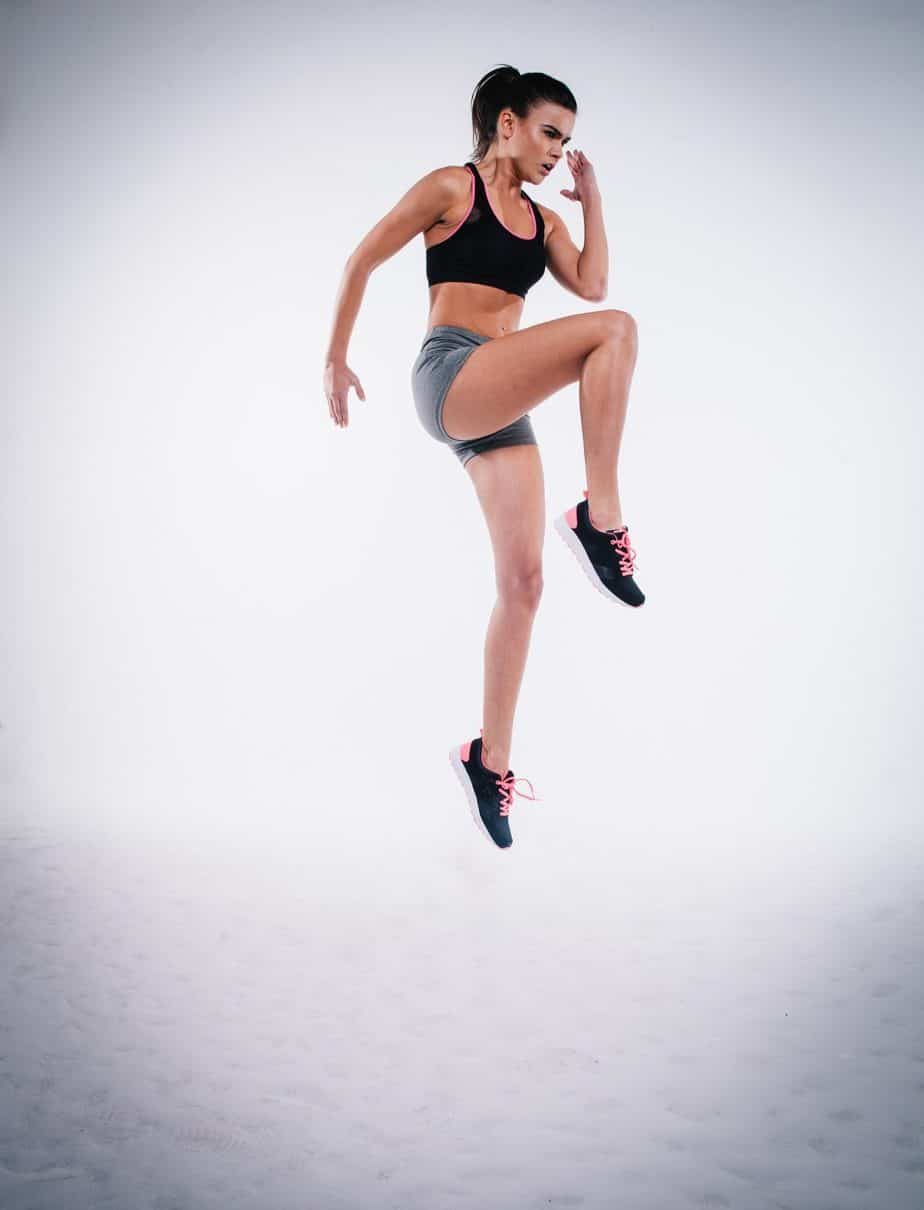 Ways To Lose Belly Fat Using Mini Trampolines