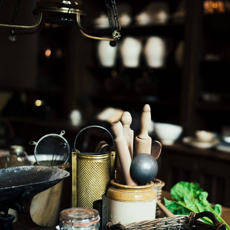 Kitchen Tools Budgeting