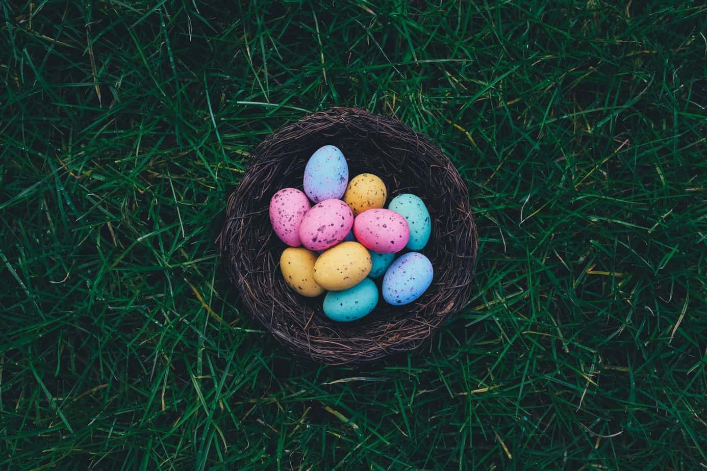 fun ideas for Easter weekend in lockdown