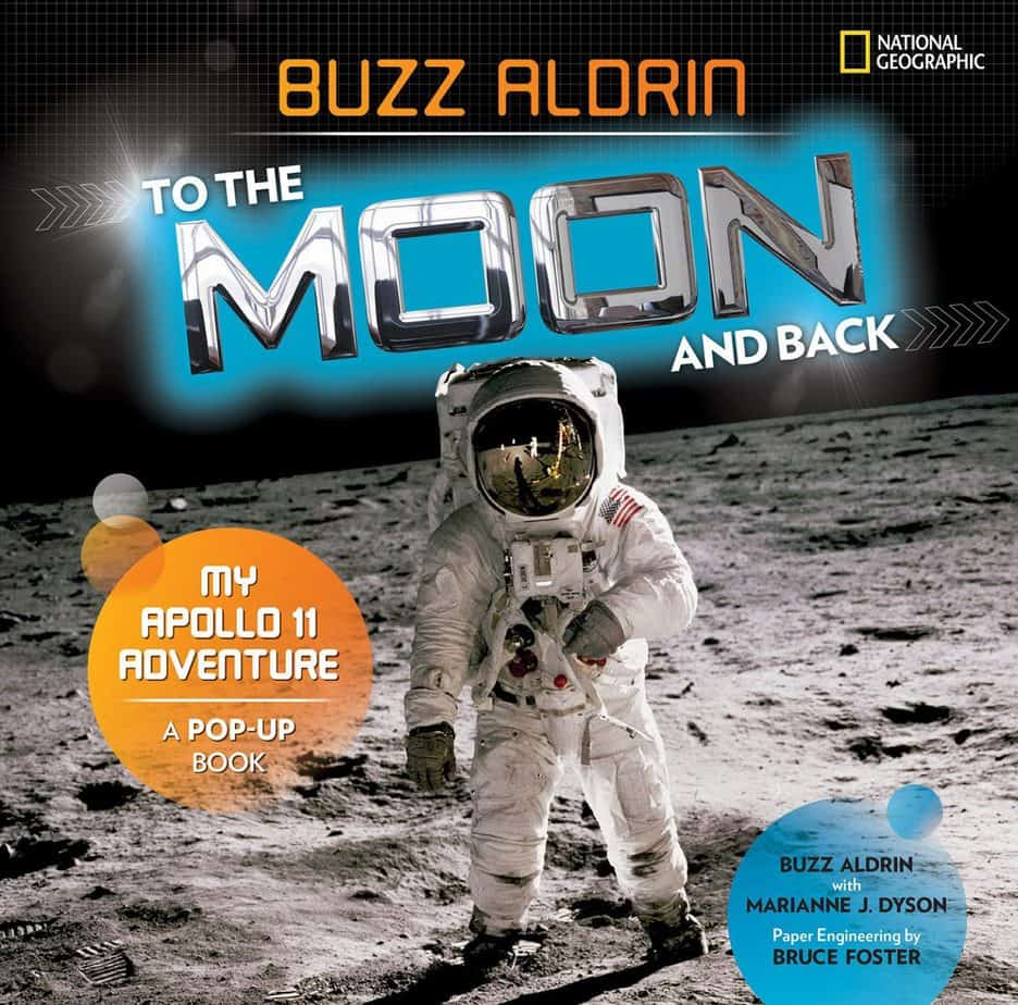 buzzaldrin to the moon and back