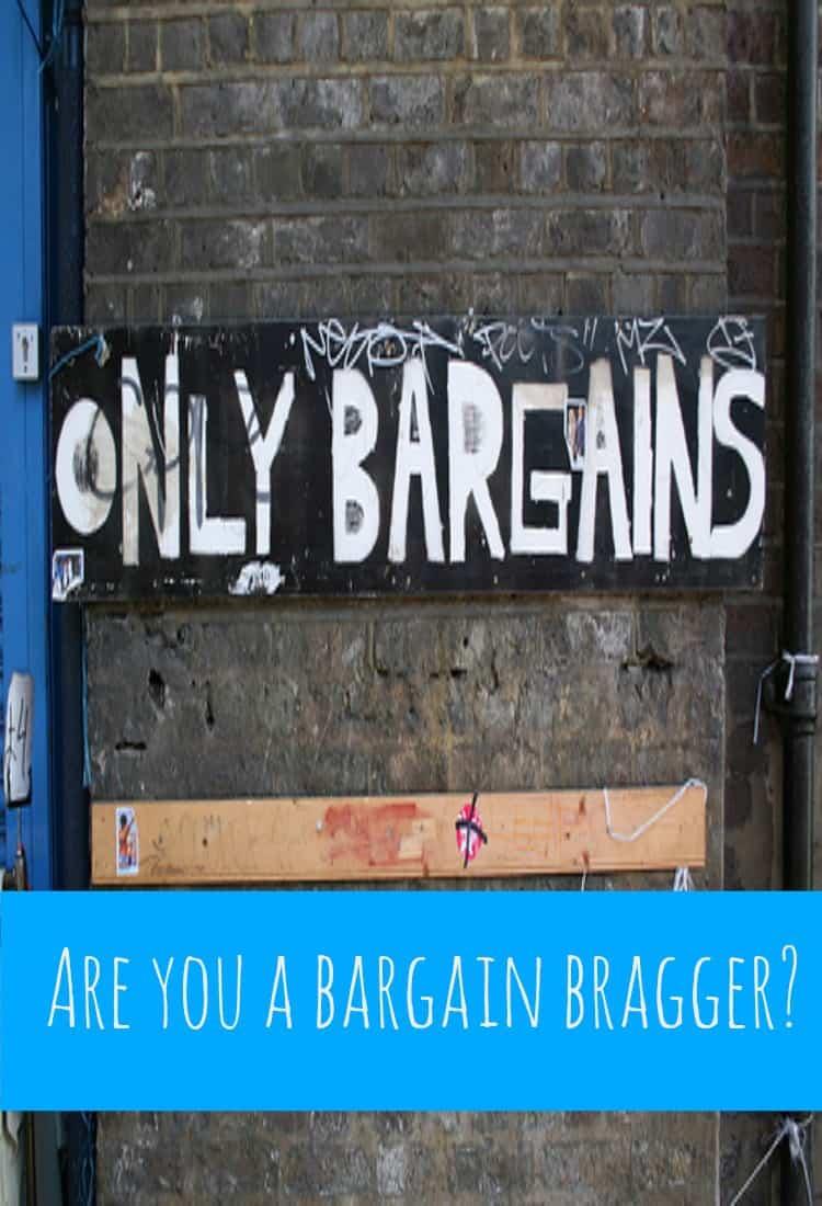 bargain bragger