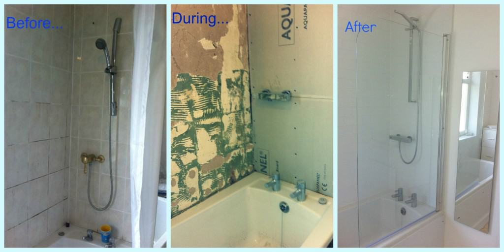 bathroom changes