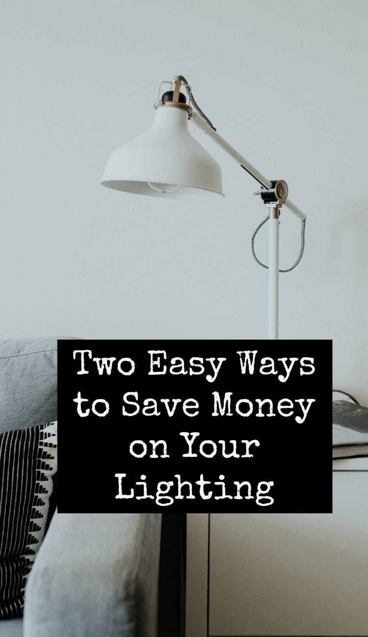 Ways to Save Money on Your Lighting
