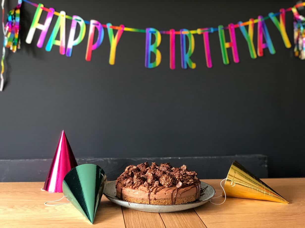 Celebrated my Birthday on a Budget