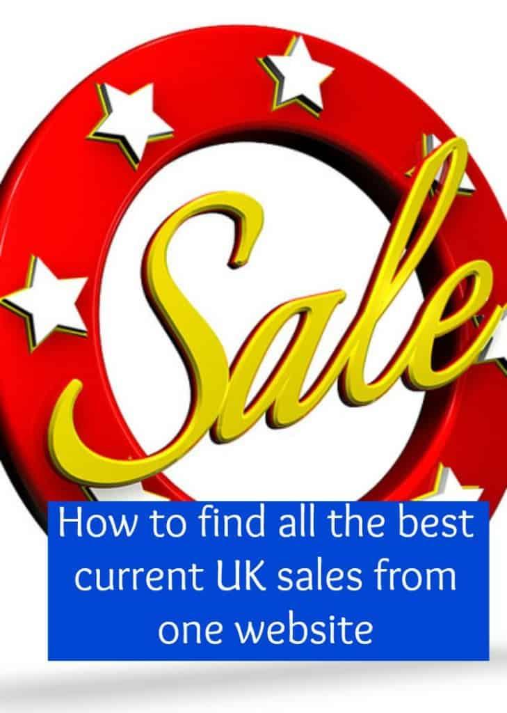 best UK sales