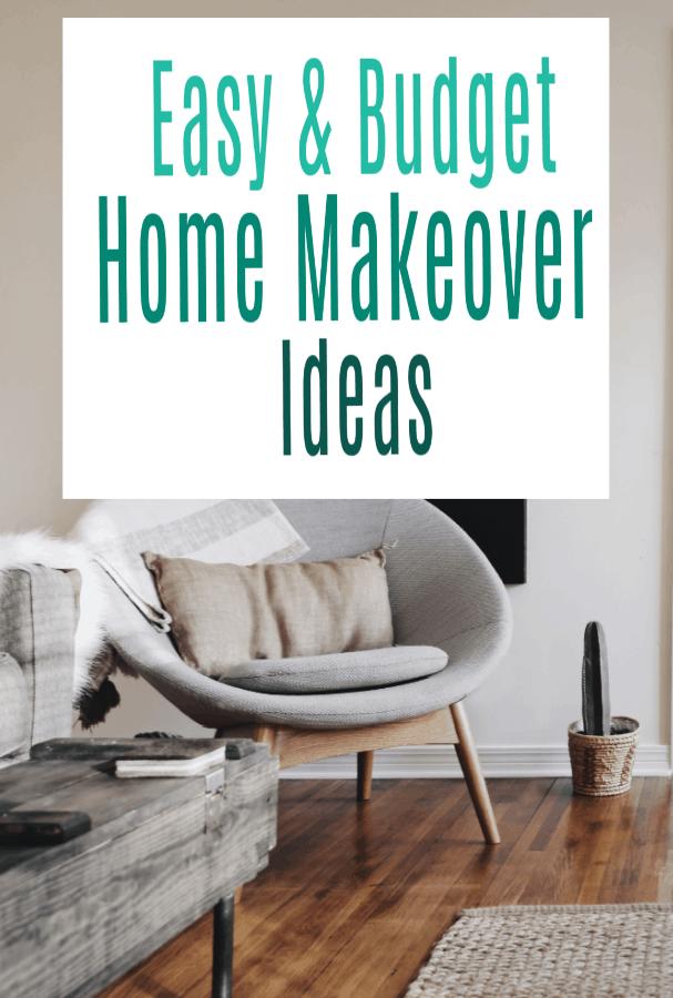 Budget Conscience Home Makeover Ideas