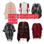 blanket wraps