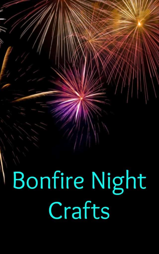 bonfire night crafts