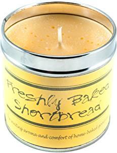 shortbread candle