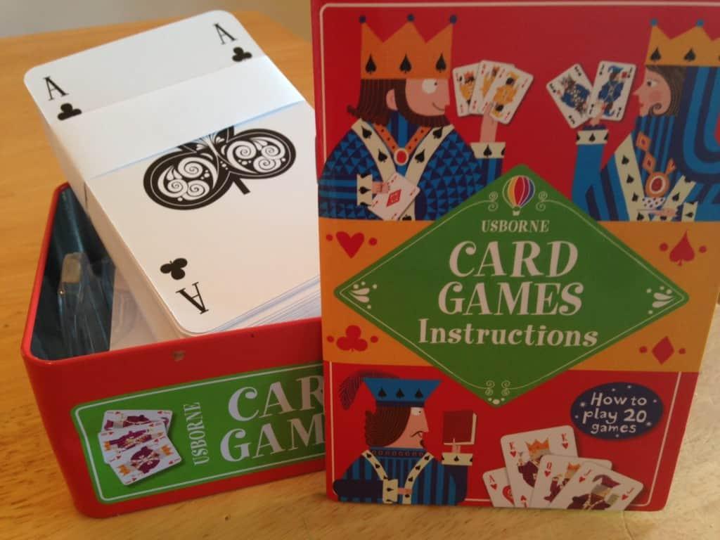 card game tin