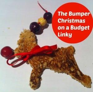 christmas on a budget linky