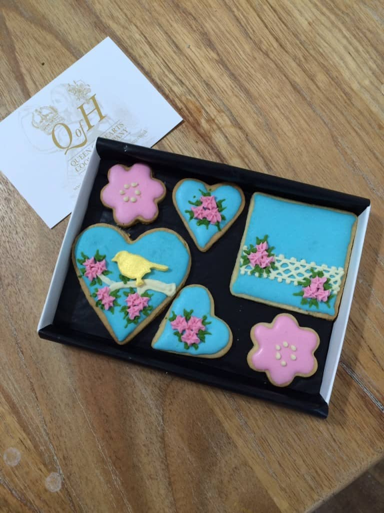 The Queen of Hearts Cookie Company