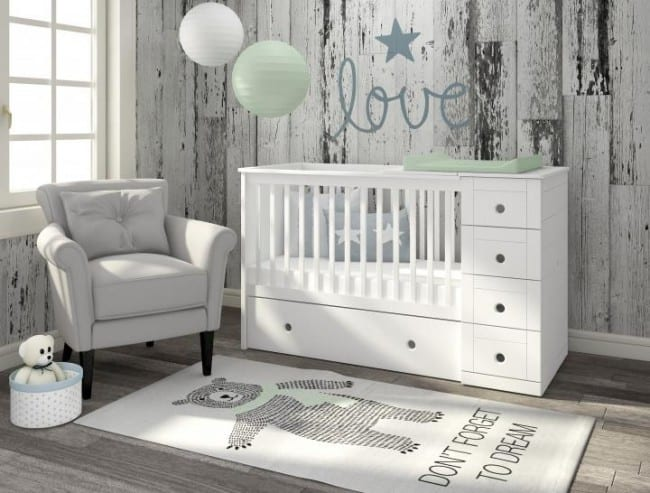 ways to save money on a child's bedroom
